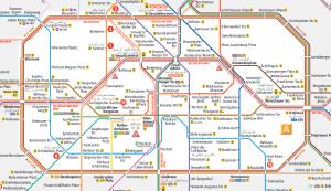 BVG-Netzplan